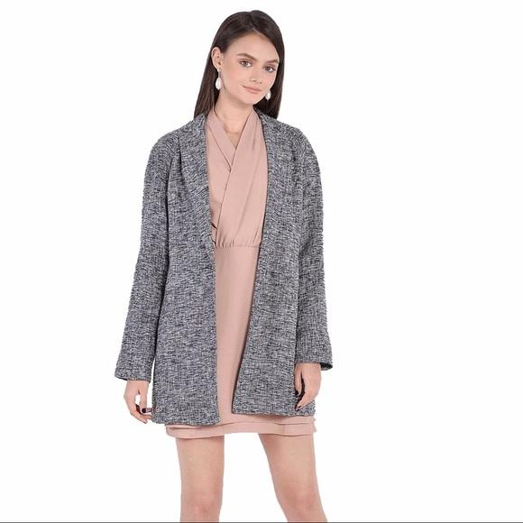 Her Velvet Vase Jackets Coats Brighton Tweed Coat Poshmark